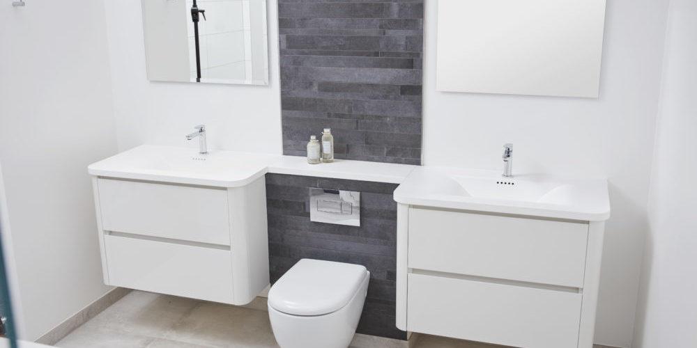 Nyt badeværelse på eksisterende elementer